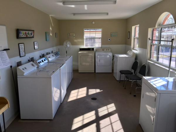 Updated Laundry Room