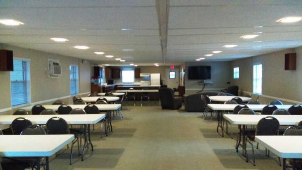 Indoor Community Center