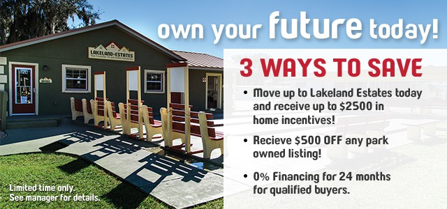 Own Your Future Slider