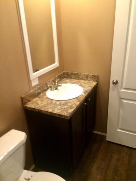 2nd Bath w/Highboy Toilet