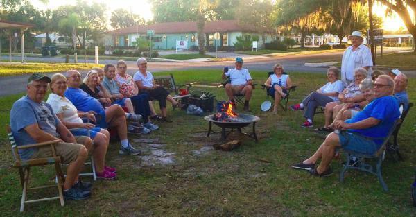 Campfire Friendships