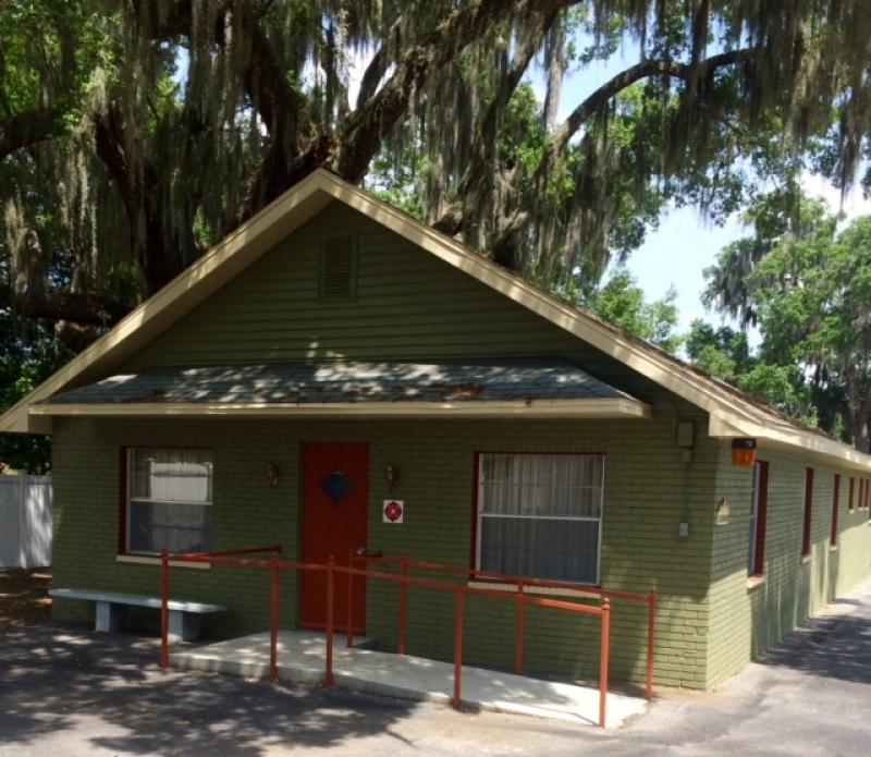 Updated Community Center