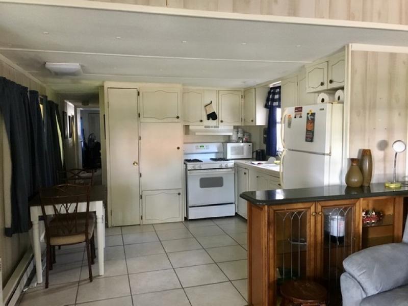 Larger Open Kitchen