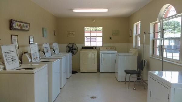 Updated Laundry Facility